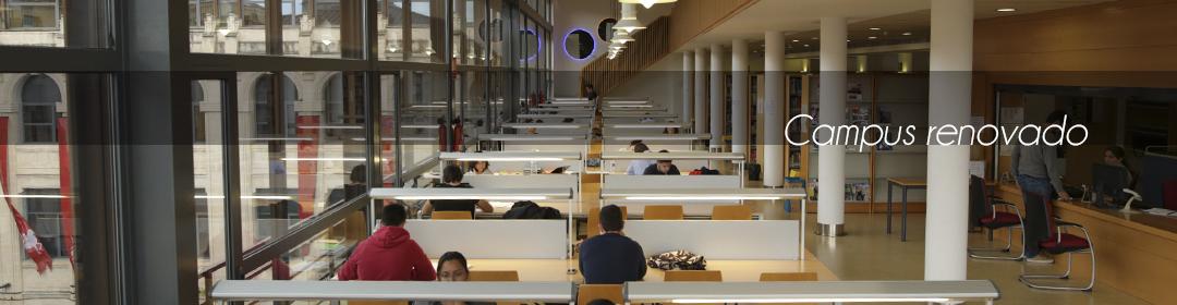 slider campus renovado